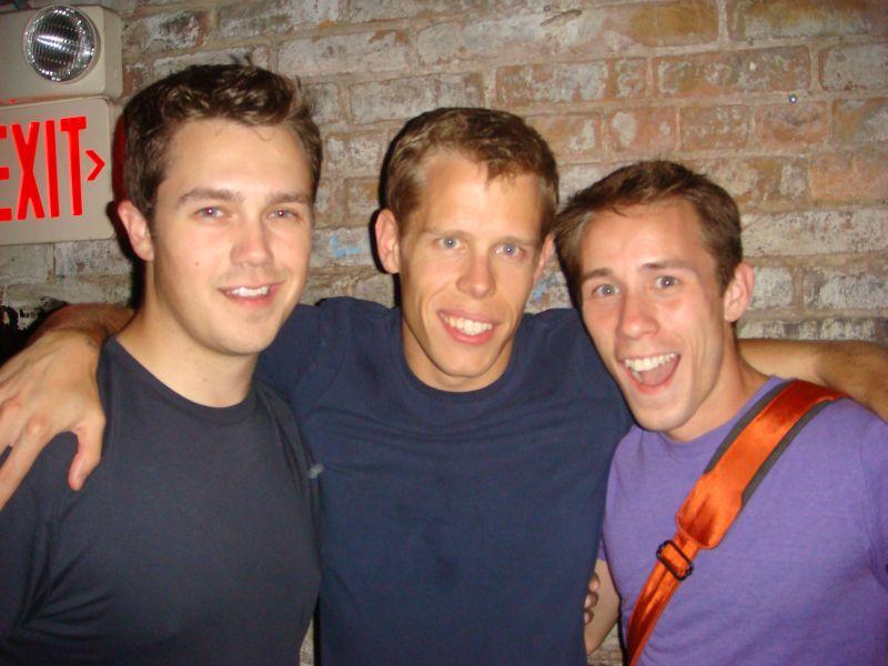 three amigas