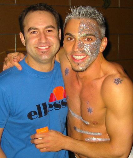 Glitter= Gay