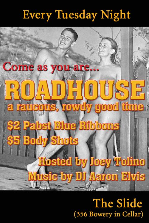 Roadhouse Nudes (tues. 12-16-03)